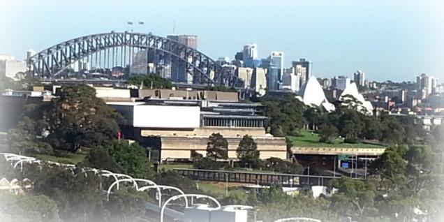 1 Sydney skyline
