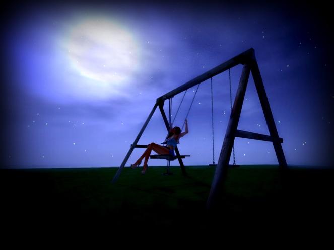 1 Moonlight Swing Blue