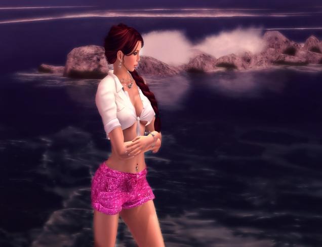1 Beachside Stroll