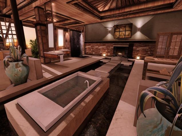 1 Bali Bath