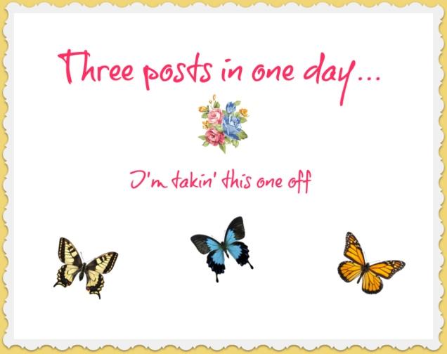 1 Three Posts