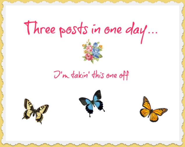 1 Three Posts