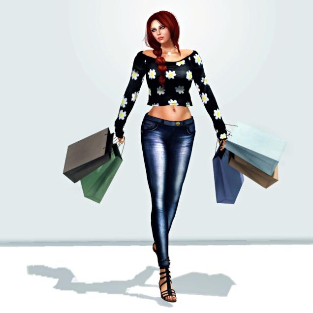 1 Shopping Spree
