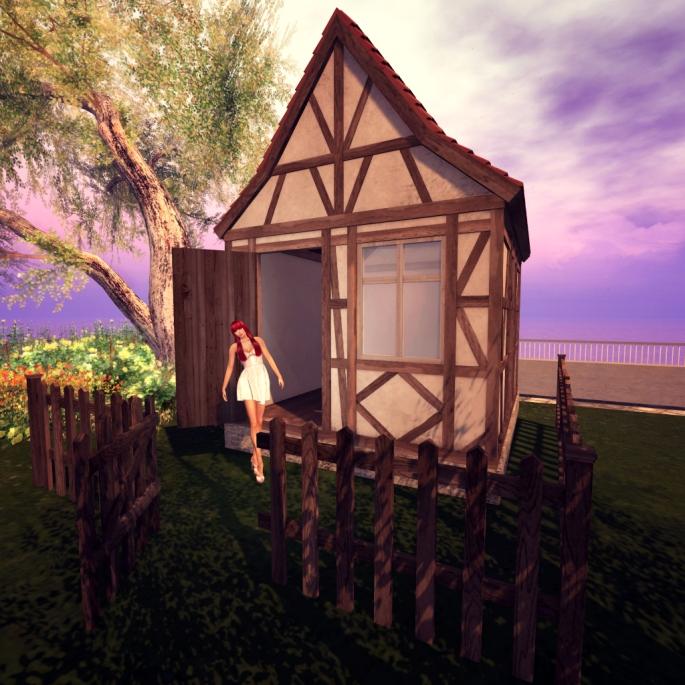1 Sway's cottage