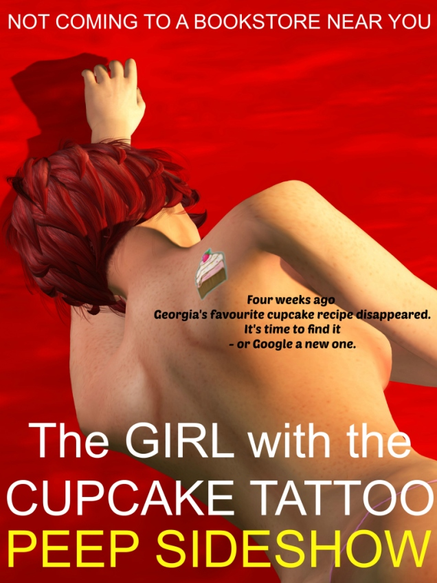 1 The Girl With The Cupcake Tattoo