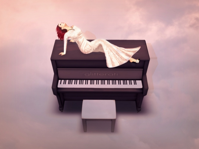 I is for Ivories