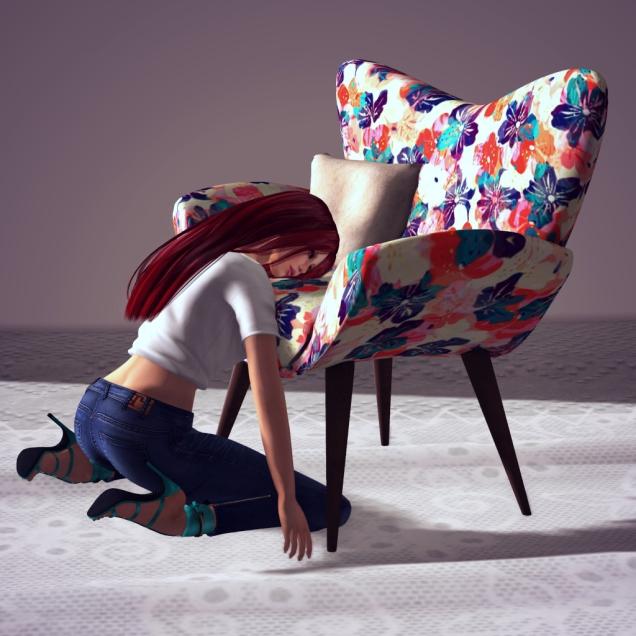 1 Kuro Comfy Armchair