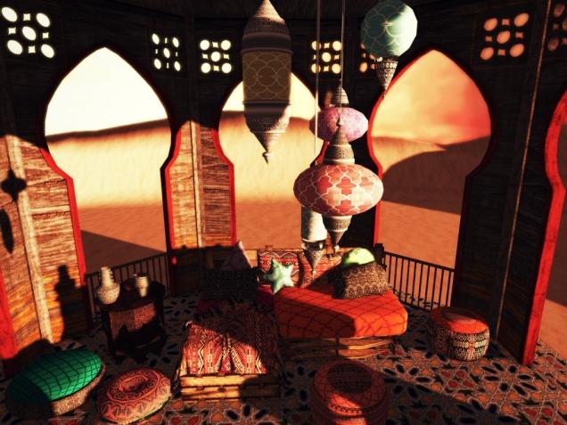 1 Moroccan Delights