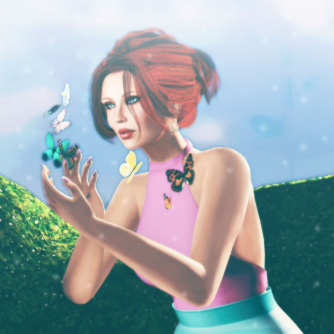 1 The Magic of Butterflies1