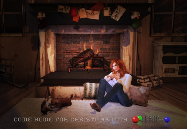 1 Come Home For Christmas With LUMIPro