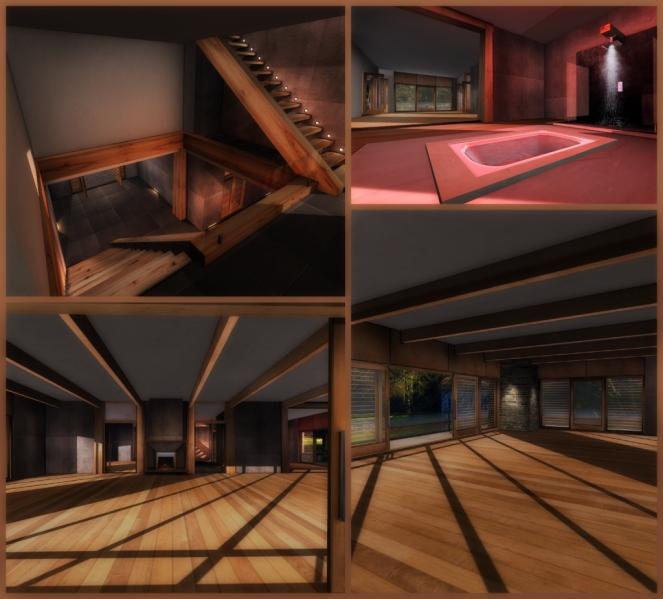 1 reBourne Lake House Interior