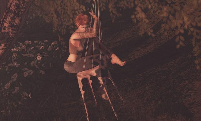 1 On a Swing