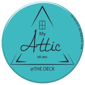 My Attic Logo Whitej