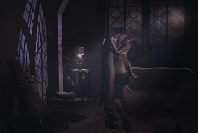 1 A Kiss Before Dawn
