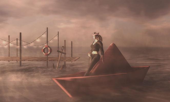 1 Paper Boat